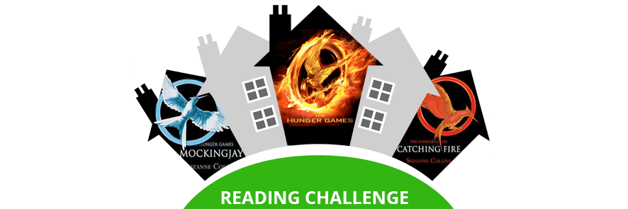 Helen's Language Home, Hunger Games Reading Challenge