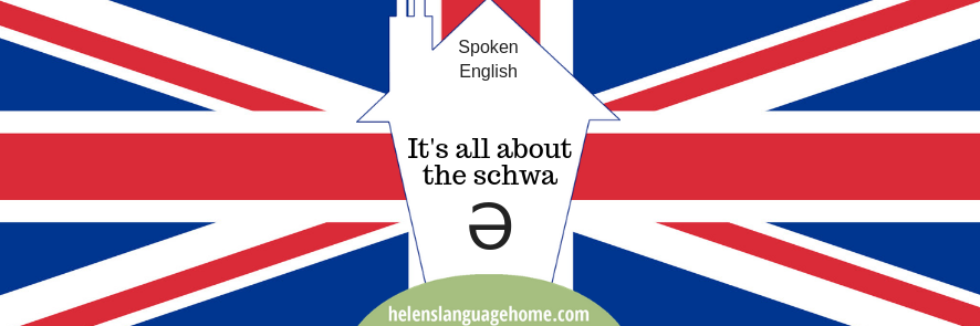 English listening - It's all about the schwa sound - free